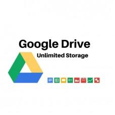 Jual Akun Google Drive Unlimited Space Murah Cuma 45 Ribu Sekali Bayar