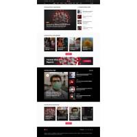 Paket Pembuatan Website Berita Dengan Wordpress Tema dan Plugin Premium