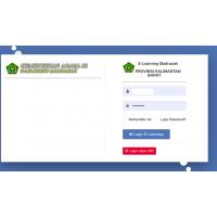 Onlinekan E - Learning Madrasah Di Akses 1000 Siswa